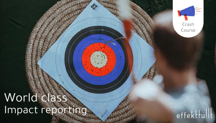 Impact reporting kurs